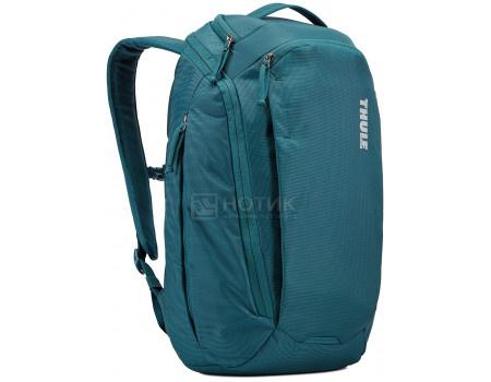 """Фотография товара рюкзак 13"""" Thule EnRoute Backpack 14L, TEBP-313_TEAL, Нейлон, Зеленый (60773)"""