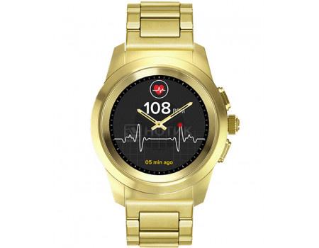 Фотография товара смарт-часы MyKronoz ZeTime Elite Petite, 180мАч, Желтое золото YELLOW GOLD METAL LINK (60874)