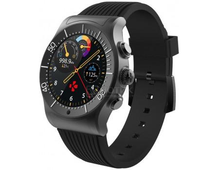 Купить смарт-часы MyKronoz ZeSport, BT, 350 мАч, IP-66, Черный KRZESPORT-BLACK (60876) в Москве, в Спб и в России