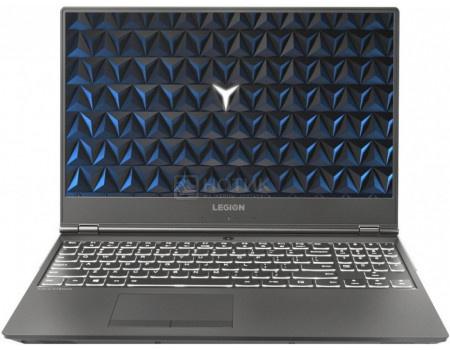 Фотография товара ноутбук Lenovo Legion Y530-15 (15.6 IPS (LED)/ Core i7 8750H 2200MHz/ 8192Mb/ HDD 1000Gb/ NVIDIA GeForce® GTX 1050Ti 4096Mb) MS Windows 10 Home (64-bit) [81FV00FPRU] (60900)