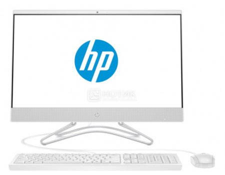 Фотография товара моноблок HP 24-f0015ur (23.8 IPS (LED)/ Pentium Quad Core J5005 1500MHz/ 4096Mb/ HDD 1000Gb/ Intel UHD Graphics 605 64Mb) Free DOS [4GV52EA] (60926)