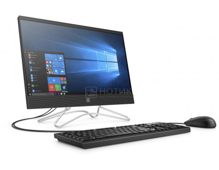 Фотография товара моноблок HP 22-c0043ur (21.5 IPS (LED)/ Core i7 8700T 2400MHz/ 8192Mb/ HDD+SSD 1000Gb/ NVIDIA GeForce® MX110 2048Mb) MS Windows 10 Home (64-bit) [4HC58EA] (61048)