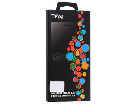Фотография товара защитное стекло TFN для смартфона Huawei P20 Lite черное TFN-SP-13-029G2B (61072)