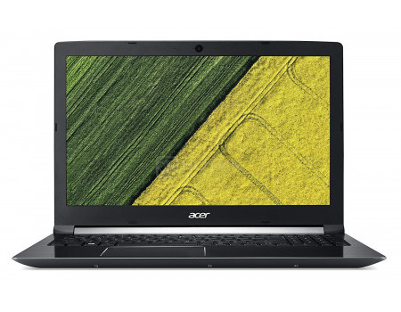 Фотография товара ноутбук Acer Aspire 7 A715-71G-7100 (15.6 TN (LED)/ Core i7 7700HQ 2800MHz/ 8192Mb/ HDD+SSD 1000Gb/ NVIDIA GeForce® GTX 1050 2048Mb) MS Windows 10 Home (64-bit) [NH.GP8ER.004] (61166)