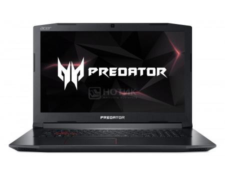 Фотография товара ноутбук Acer Predator Helios 300 PH317-52-72LX (17.30 IPS (LED)/ Core i7 8750H 2200MHz/ 16384Mb/ HDD+SSD 1000Gb/ NVIDIA GeForce® GTX 1060 6144Mb) MS Windows 10 Home (64-bit) [NH.Q3DER.001] (61173)