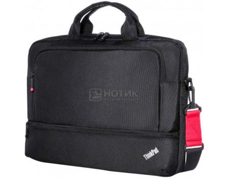 "Фотография товара сумка 15,6"" Lenovo ThinkPad Essential Topload Case, Нейлон, Черный 4X40E77328 (61192)"
