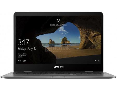 Фотография товара ультрабук ASUS Zenbook Flip UX461UA-E1155T (14.0 IPS (LED)/ Core i5 8250U 1600MHz/ 8192Mb/ SSD / Intel UHD Graphics 620 64Mb) MS Windows 10 Home (64-bit) [90NB0GG1-M03160] (61214)