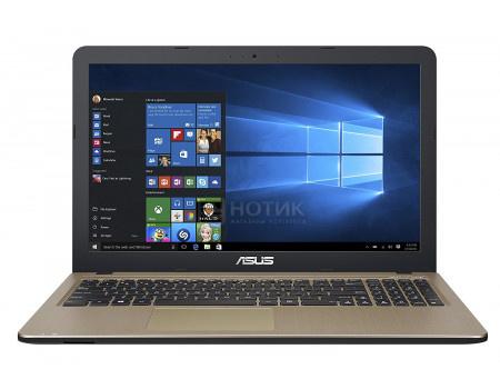 Фотография товара ноутбук ASUS X540NV-GQ072 (15.6 TN (LED)/ Pentium Quad Core N4200 1100MHz/ 4096Mb/ HDD 500Gb/ NVIDIA GeForce GT 920MX 2048Mb) Endless OS [90NB0HM1-M01310] (61295)