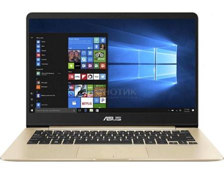 Фотография товара ультрабук ASUS Zenbook UX3400UA-GV540T (14.0 IPS (LED)/ Core i7 7500U 2700MHz/ 16384Mb/ SSD / Intel HD Graphics 620 64Mb) MS Windows 10 Home (64-bit) [90NB0EC6-M13040] (61313)