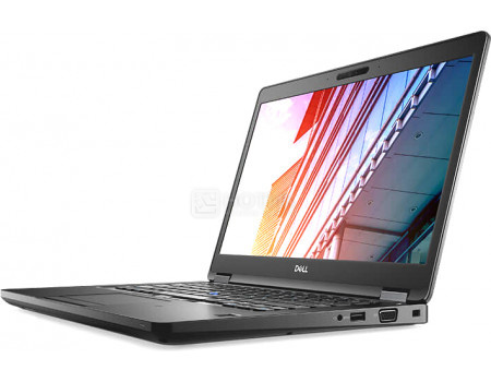 Фотография товара ноутбук Dell Latitude 5591 (15.6 IPS (LED)/ Core i5 8300H 2300MHz/ 8192Mb/ SSD / Intel UHD Graphics 630 64Mb) Linux OS [5591-7434] (61318)