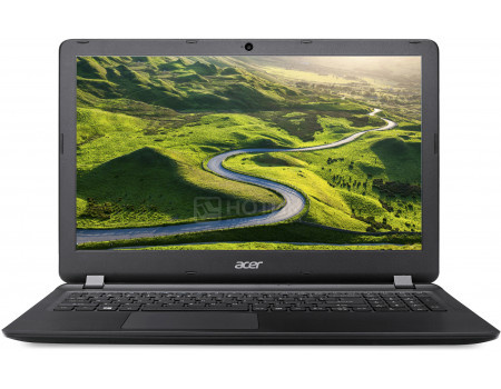 Фотография товара ноутбук Acer Aspire ES1-732-C1LN (17.3 TN (LED)/ Celeron Dual Core N3350 1100MHz/ 4096Mb/ HDD 500Gb/ Intel HD Graphics 500 64Mb) MS Windows 10 Home (64-bit) [NX.GH4ER.014] (61334)