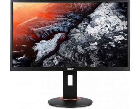 """Фотография товара монитор 24,5"""" Acer XF250QAbmiidprzx, FHD, TN, HDMI, DVI, DP, 5xUSB 3.0 Черный UM.KX0EE.A01 (61446)"""