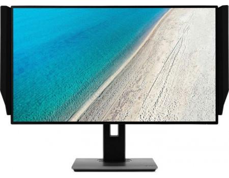 """Монитор 31,5"""" Acer PE320QKBMIIPRUZX, UHD, IPS, 2xHDMI, DP, mDP, 1xUSB 3.0, 1xUSB Type-C Черный UM.JP0EE.001"""