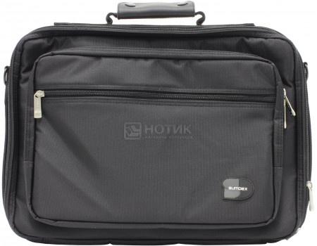 """Фотография товара сумка 16"""" Sumdex NON-084BK , Нейлон, Черный (61457)"""