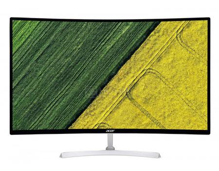"""Фотография товара монитор 31,5"""" Acer EB321QURwidp, WQXGA, TN, Curved, HDMI, DP, DVI, Белый UM.JE1EE.009 (61470)"""