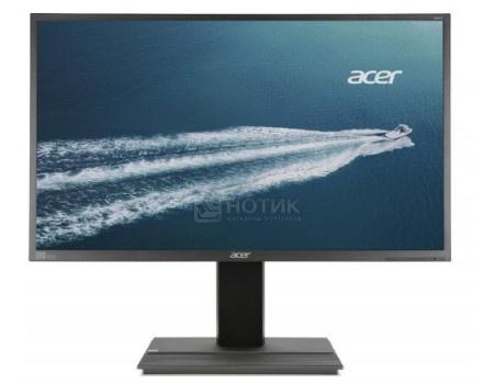 """Фотография товара монитор 32"""" Acer B326HULymiidphz, WQXGA, VA, 2xHDMI, DP, DVI, 4xUSB 3.0 Темно-серый UM.JB6EE.002 (61472)"""