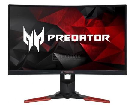 """Фотография товара монитор 27"""" Acer Predator Z271Ubmiphzx, WQXGA, TN, Curved, HDMI, DP, 4xUSB 3.0 Черный UM.HZ1EE.001 (61487)"""