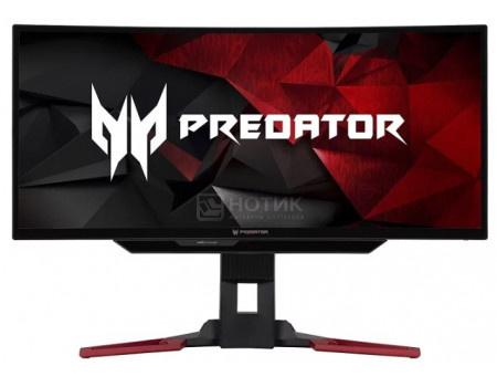 """Фотография товара монитор 29,5"""" Acer Predator Z301CTbmiphzx, UWUXGA, VA, Curved, 2xHDMI, DP, 4xUSB 3.0 Черный UM.CZ1EE.T01 (61489)"""