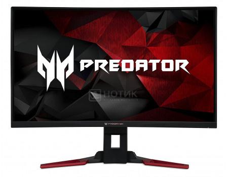 """Монитор 31,5"""" Acer Predator Z321QUbmiphzx, WQXGA, VA, Curved, HDMI, DP, 4xUSB 3.0 Черный UM.JZ1EE.005"""
