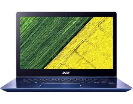 Купить ноутбук Acer Swift SF314-54-337H (14.0 IPS (LED)/ Core i3 8130U 2200MHz/ 8192Mb/ SSD / Intel UHD Graphics 620 64Mb) Linux OS [NX.GYGER.008] (61501) в Москве, в Спб и в России