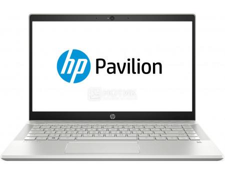 Купить ноутбук HP Pavilion 14-ce0007ur (14.0 IPS (LED)/ Core i3 8130U 2200MHz/ 4096Mb/ Hybrid Drive 1000Gb/ Intel UHD Graphics 620 64Mb) MS Windows 10 Home (64-bit) [4GU08EA] (61552) в Москве, в Спб и в России