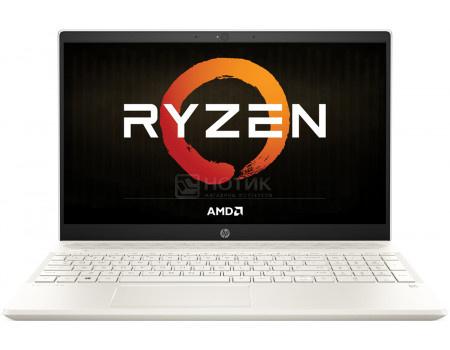 Фотография товара ноутбук HP Pavilion 15-cw0007ur (15.60 IPS (LED)/ Ryzen 5 2500U 2000MHz/ 12288Mb/ HDD+SSD 1000Gb/ AMD Radeon Vega 8 Graphics 64Mb) MS Windows 10 Home (64-bit) [4GZ26EA] (61629)