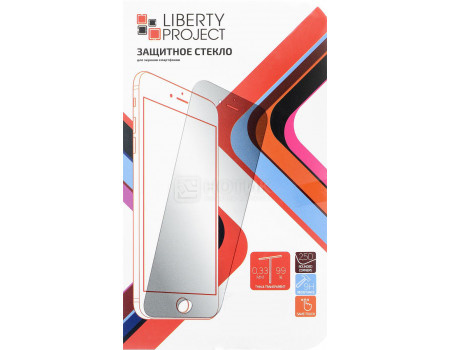 Защитное стекло Liberty Project для смартфона Xiaomi Mi A1/5X, Черное 0L-00034417 фото