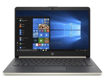 Ноутбук HP 14-cf0008ur (14.00 TN (LED)/ Core i3 7020U 2300MHz/ 8192Mb/ HDD+SSD 1000Gb/ AMD Radeon 530 2048Mb) MS Windows 10 Home (64-bit) [4JV42EA]