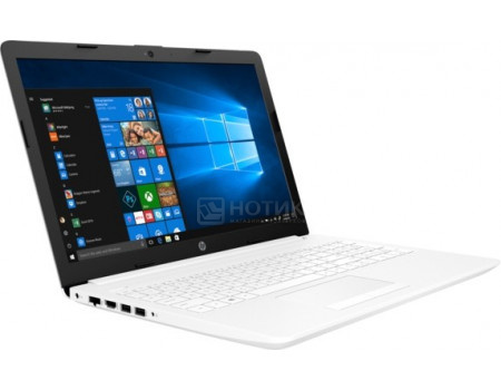 Фотография товара ноутбук HP 15-da0075ur (15.60 TN (LED)/ Core i3 7020U 2300MHz/ 4096Mb/ HDD 500Gb/ Intel HD Graphics 620 64Mb) MS Windows 10 Home (64-bit) [4KG80EA] (61785)