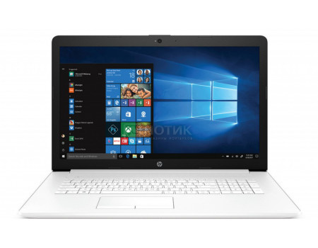 Купить ноутбук HP 17-ca0002ur (17.3 TN (LED)/ A6-Series A6-9225 2600MHz/ 4096Mb/ HDD 500Gb/ AMD Radeon R4 series 64Mb) MS Windows 10 Home (64-bit) [4JS43EA] (62000) в Москве, в Спб и в России