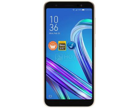 "Фотография товара смартфон ASUS Zenfone Live L1 ZA550KL 16Gb Ram 2Gb (Android 8.1 (Oreo)/MSM8917 1400MHz/5.50"" 1440x720/2048Mb/16Gb/4G LTE ) [90AX00R2-M00140] (62052)"