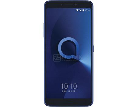"""Фотография товара смартфон Alcatel 3V 5099D Blue (Android 7.1 (Nougat)/MT8735 1450MHz/6.0"""" 2160x1080/2048Mb/16Gb/4G LTE ) [5099D-2AALRU2] (62104)"""