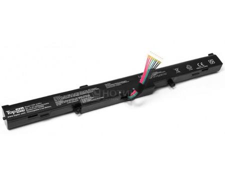 Фотография товара аккумулятор TopON TOP-X450J 14.8V 2200mAh для Asus A450, F550, R751, X450, X550, X750, X751 Series TOP-X450J (62164)