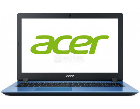 Фотография товара ноутбук Acer Aspire 3 A315-51-36DJ (15.60 TN (LED)/ Core i3 8130U 2200MHz/ 4096Mb/ HDD 500Gb/ Intel UHD Graphics 620 64Mb) MS Windows 10 Home (64-bit) [NX.GZ4ER.002] (62225)