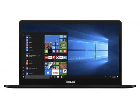 Фотография товара ноутбук ASUS Zenbook Pro UX550VD-E3244T (15.60 IPS (LED)/ Core i7 7700HQ 2800MHz/ 16384Mb/ SSD / NVIDIA GeForce® GTX 1050 4096Mb) MS Windows 10 Home (64-bit) [90NB0ET2-M04410] (62243)