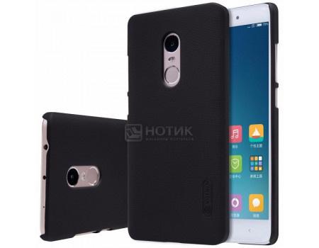 Купить чехол-накладка Nillkin Super Frosted Shield для Xiaomi Redmi 5, Пластик, Black, Черный, 6902048151932 (62276) в Москве, в Спб и в России