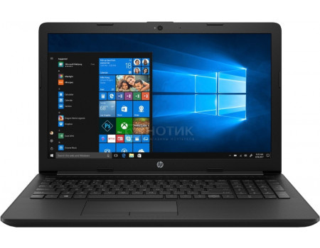 Купить ноутбук HP 15-da0133ur (15.6 IPS (LED)/ Core i7 8550U 1800MHz/ 12288Mb/ HDD+SSD 1000Gb/ NVIDIA GeForce® MX130 4096Mb) MS Windows 10 Home (64-bit) [4JZ70EA] (62318) в Москве, в Спб и в России