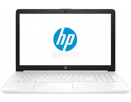 Фотография товара ноутбук HP 15-db0086ur (15.6 TN (LED)/ Ryzen 3 2200U 2500MHz/ 8192Mb/ HDD 1000Gb/ AMD Radeon 530 2048Mb) MS Windows 10 Home (64-bit) [4JV63EA] (62332)