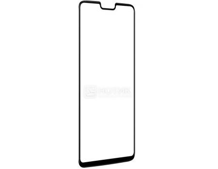 Фотография товара защитное стекло OnePlus 6 3D Tempered Glass Screen Protector для смартфона OnePlus 6, Черный 5431100052 (62340)