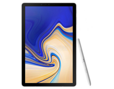 Планшет Samsung Galaxy TAB S4 10.5 SM-T835 64Gb Silver (Android 8.1 (Oreo)/MSM8998 2350MHz/10.5