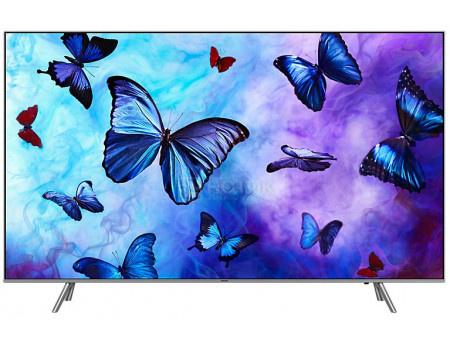 Фотография товара телевизор Samsung 49 UHD, Smart TV , Звук (40 Вт (2.1)), 4xHDMI, 2xUSB, PQI 2600, Титан (Серый) QE49Q6FNAUXRU (62412)