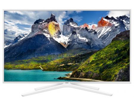Купить телевизор Samsung 49 FHD, Smart TV , Звук (20 Вт (2x10 Вт)), 3xHDMI, 2xUSB, PQI 500, Белый UE49N5510AUXRU (62415) в Москве, в Спб и в России