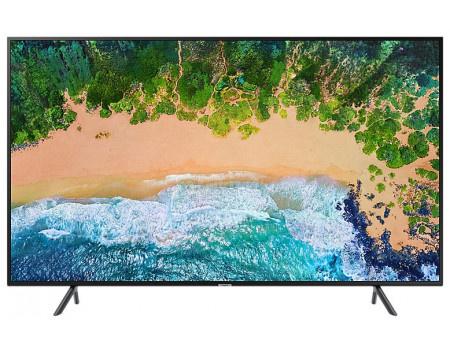 Телевизор Samsung 49 UHD, Smart TV , Звук (20 Вт (2x10 Вт)), 3xHDMI, 2xUSB, PQI 1300, Черный UE49NU7100UXRU