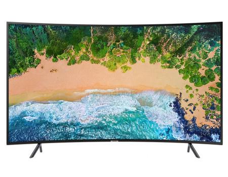 Фотография товара телевизор Samsung 49 UHD, Smart TV , Curved, Звук (20 Вт (2x10 Вт)), 3xHDMI, 2xUSB, PQI 1400, Черный UE49NU7300UXRU (62425)