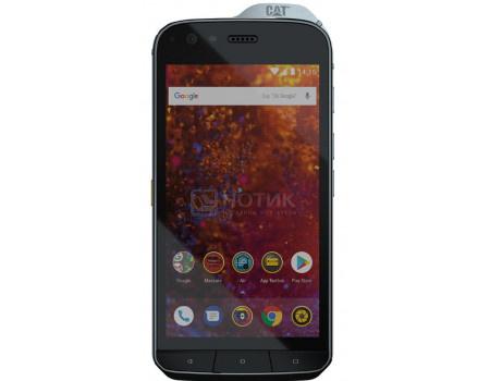 """Фотография товара защищенные смартфоны Cat S61 Black (Android 8.1 (Oreo)/SDM630 2200MHz/5.20"""" 1920x1080/4096Mb/64Gb/4G LTE ) [CAT S61] (62433)"""