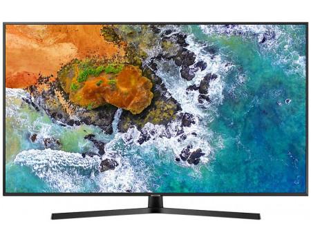 Купить телевизор Samsung 55 UHD, Smart TV , Звук (20 Вт (2x10 Вт)), 3xHDMI, 2xUSB, PQI 1700, Черный UE55NU7400UXRU (62445) в Москве, в Спб и в России