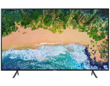 Фотография товара телевизор Samsung 65 UHD, Smart TV , Звук (20 Вт (2x10 Вт)), 3xHDMI, 2xUSB, PQI 1300, Черный UE65NU7100UXRU (62447)