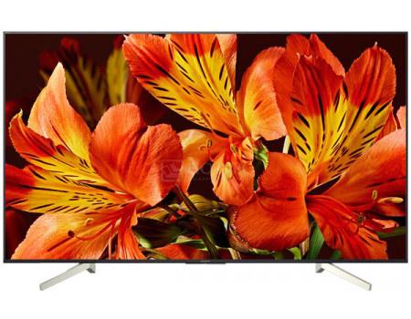 Купить телевизор SONY 55 LED, UHD, Smart TV (Android), Звук (20 Вт (2x10 Вт)) , 4xHDMI, 3xUSB, 1xRJ-45, CMR 1000 Черный KD-55XF8596 (62451) в Москве, в Спб и в России