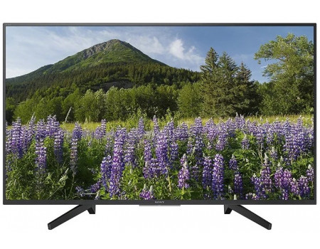 Телевизор SONY 55 LED, UHD, Smart TV (Linux), Звук (20 Вт (2x10 Вт)) , 3xHDMI, 3xUSB, 1xRJ-45, CMR 200 Черный KD-55XF7005