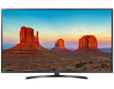 Купить телевизор LG 49 LED, UHD, IPS, Smart TV (webOS) Звук (20 Вт (2x10 Вт)), 3xHDMI, 2xUSB, 1xRJ-45,Черный, 49UK6450PLC (62462) в Москве, в Спб и в России